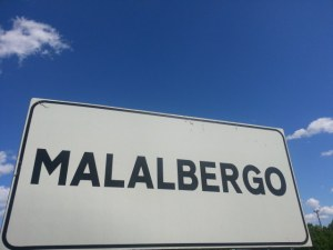 Malalbergo cartello